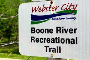Boone River Recreational Trial