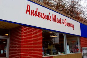 Anderson's Meat & Grocery