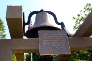 Bell in City Park