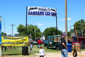 Kamrar Car Show