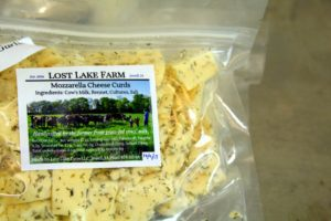 Lost Lake Farm Cheese Curds